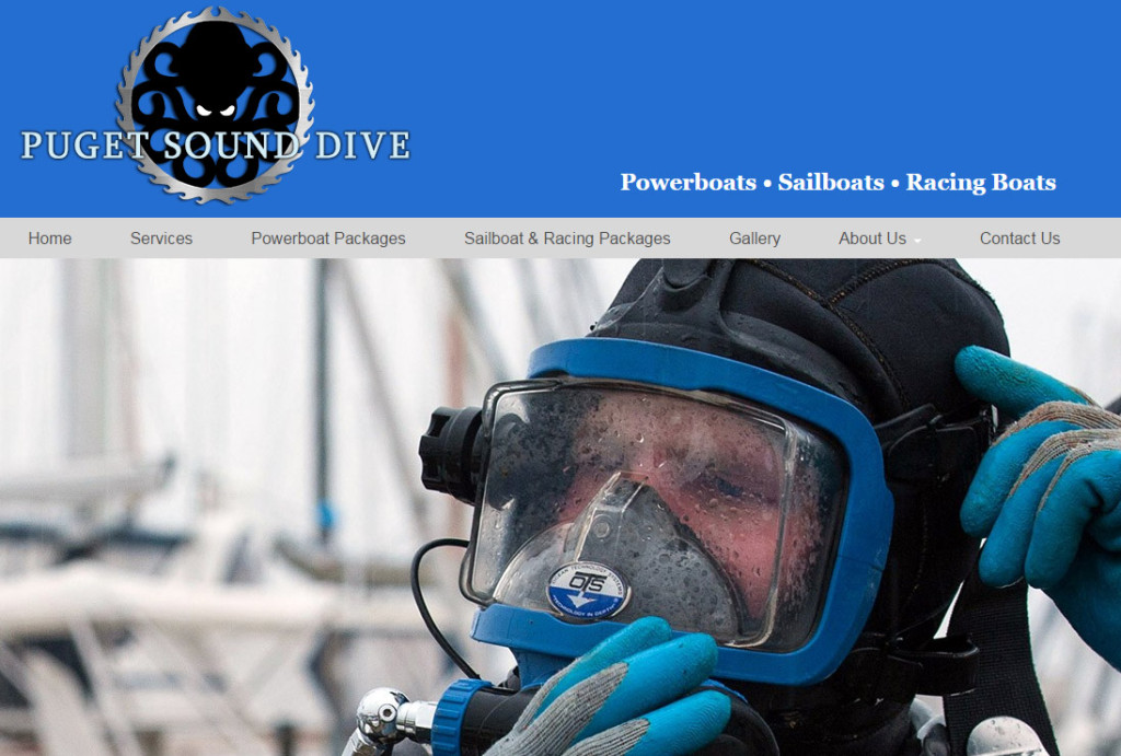 puget sound dive